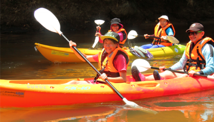 Family Kayaking Package