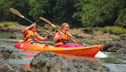 Semadang Discovery Kayaking
